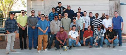 Local 570 congratulates the class of 2013 apprenticeship graduates.