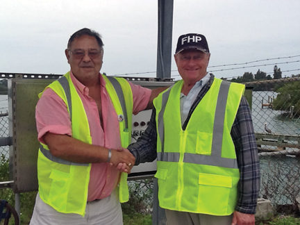 campaign to bring bargaining rights to bridge operators in Florida ...
